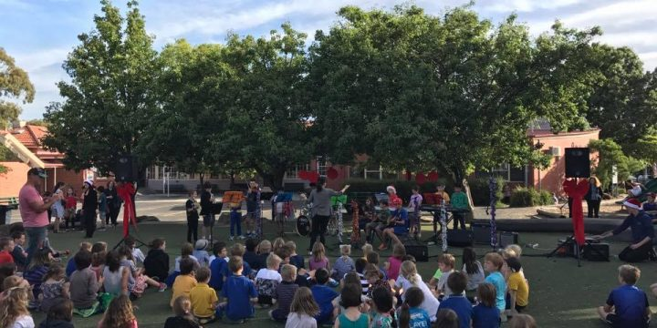 Alphington Primary School – Christmas End of Year Picnic